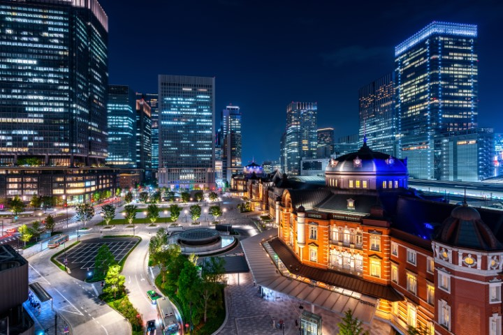 tokyo-exchange-financial-business-district