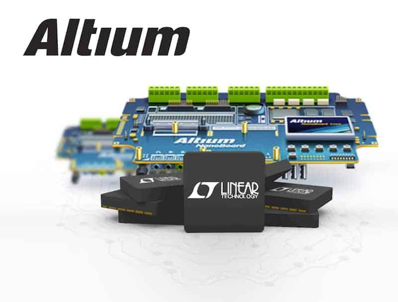 Altium share price