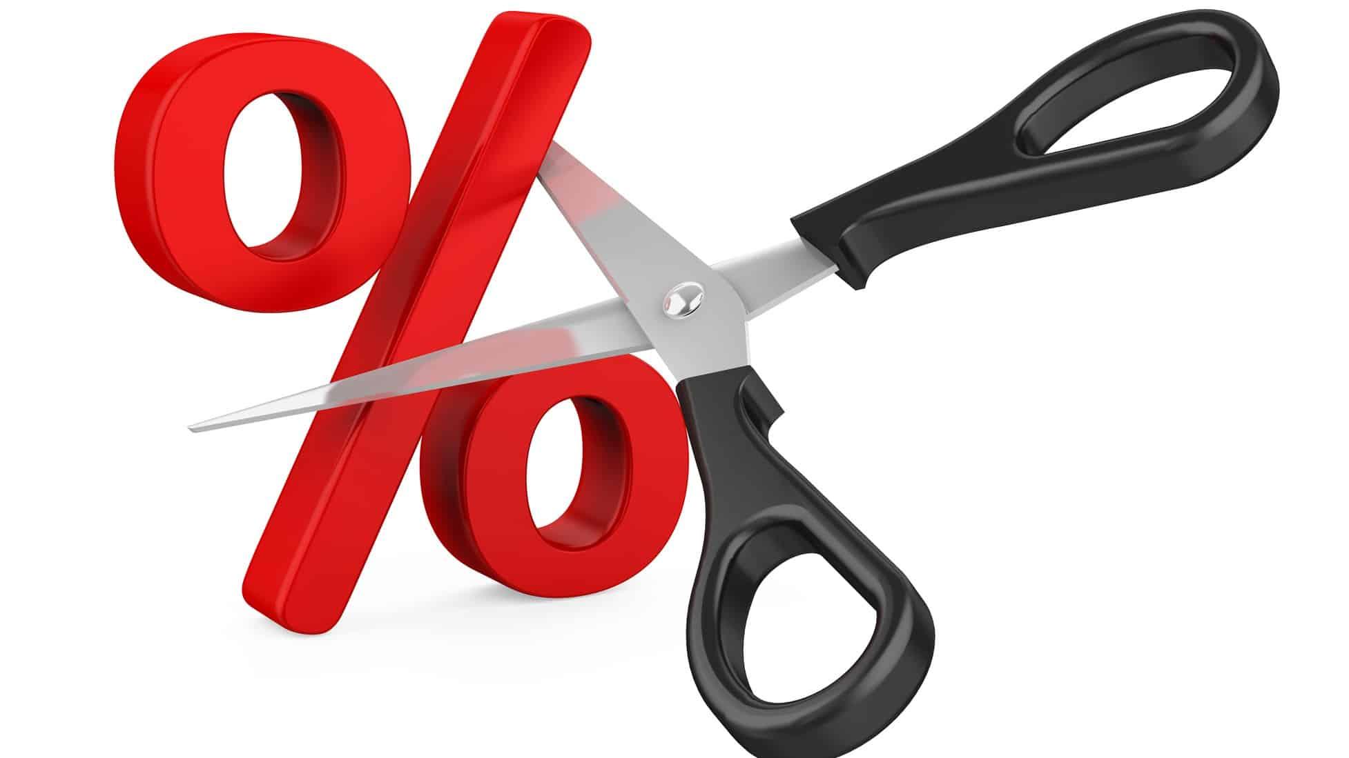 Cut interest rates