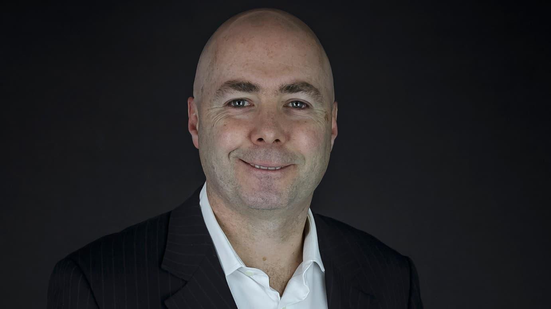 Fund manager Damien Klassen