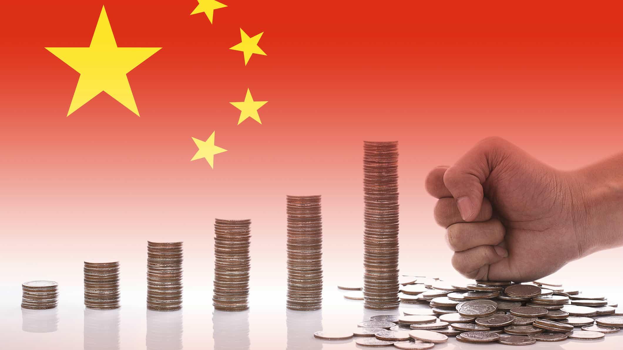 China invest