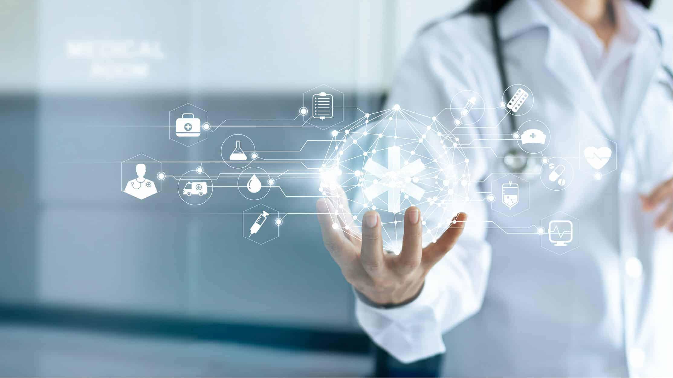 Health technology shares