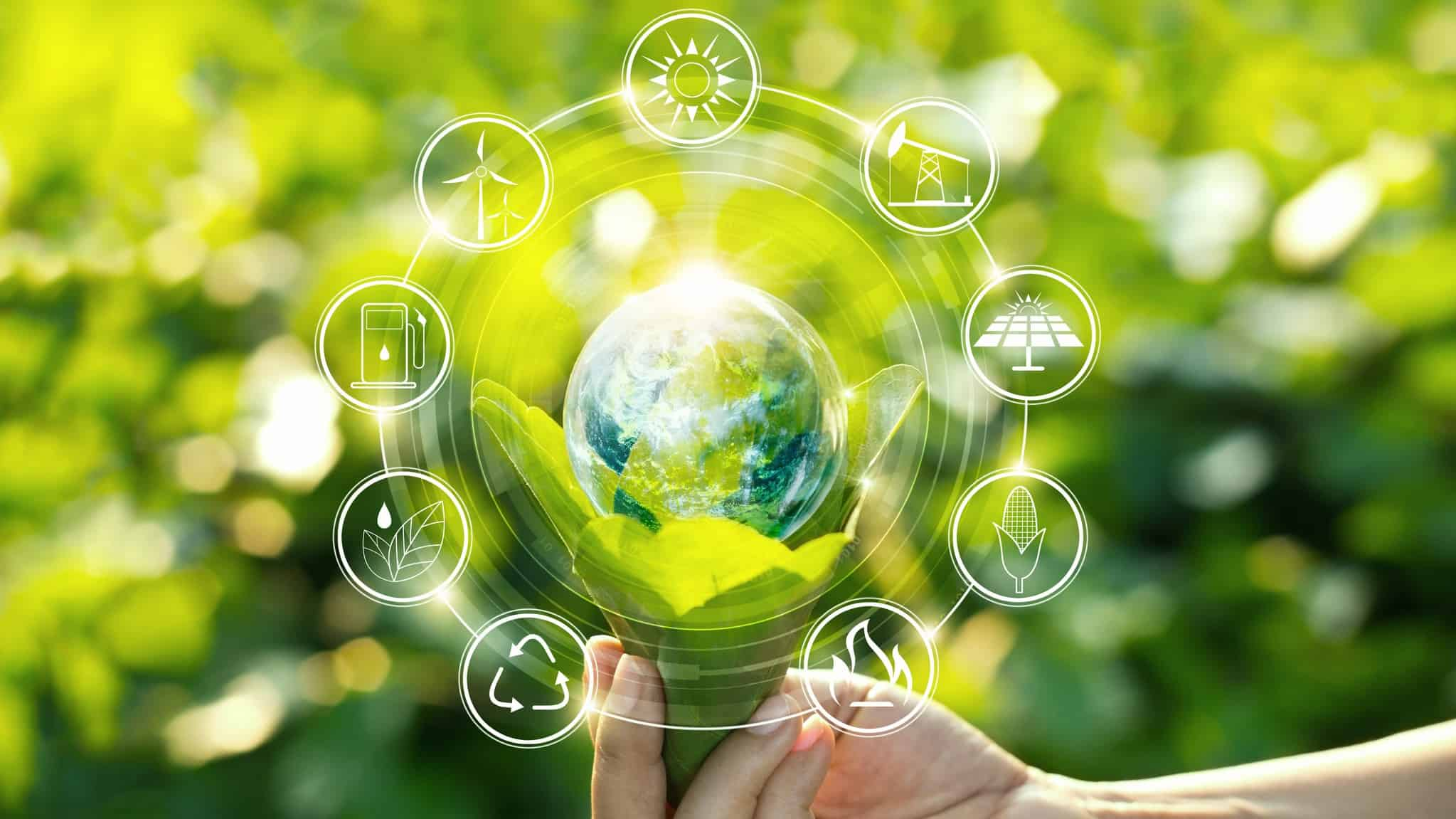 Ideas to save the planet