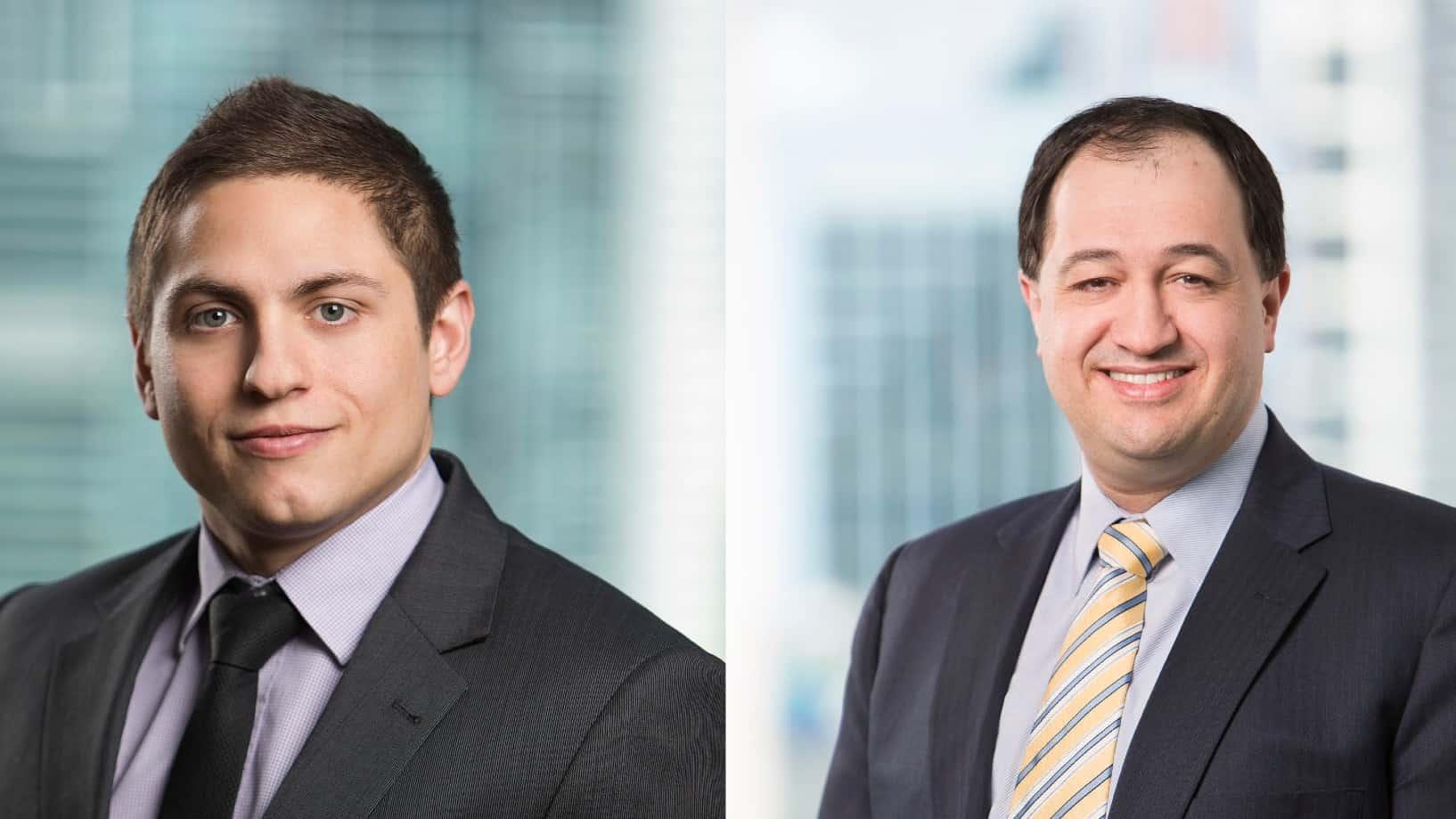 Nikko Asset Management fund managers Darren Langer and Chris Rands