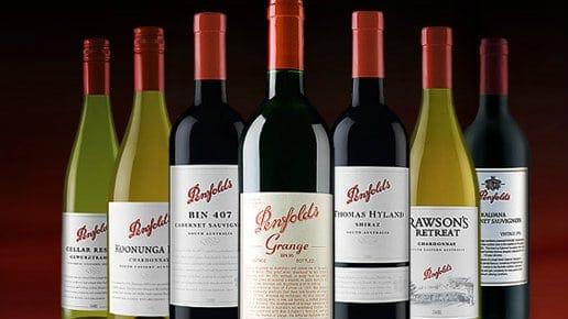 treasury wine share price