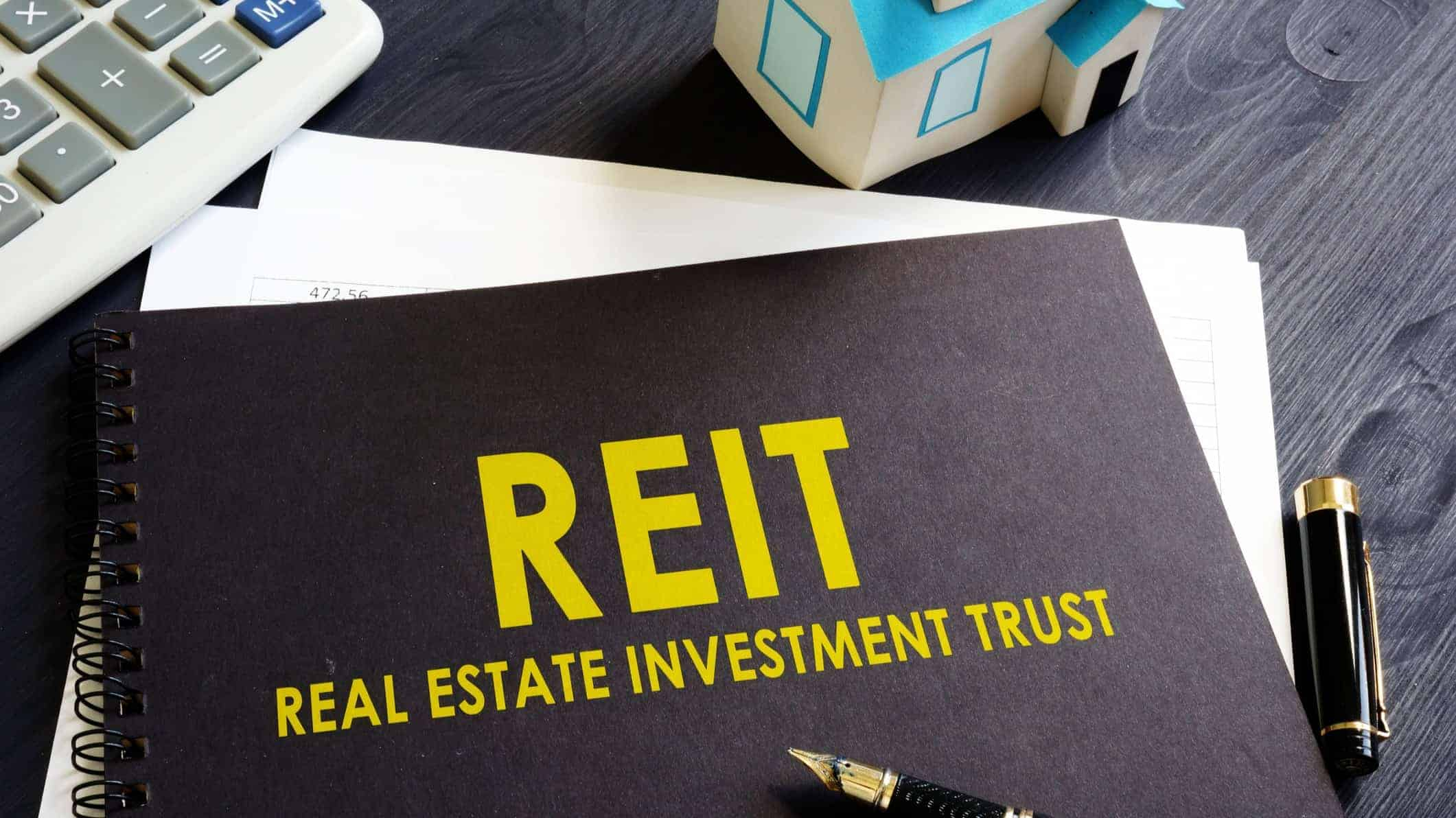 Folder for Real Estate Investment Trust such as Vicinity Centres