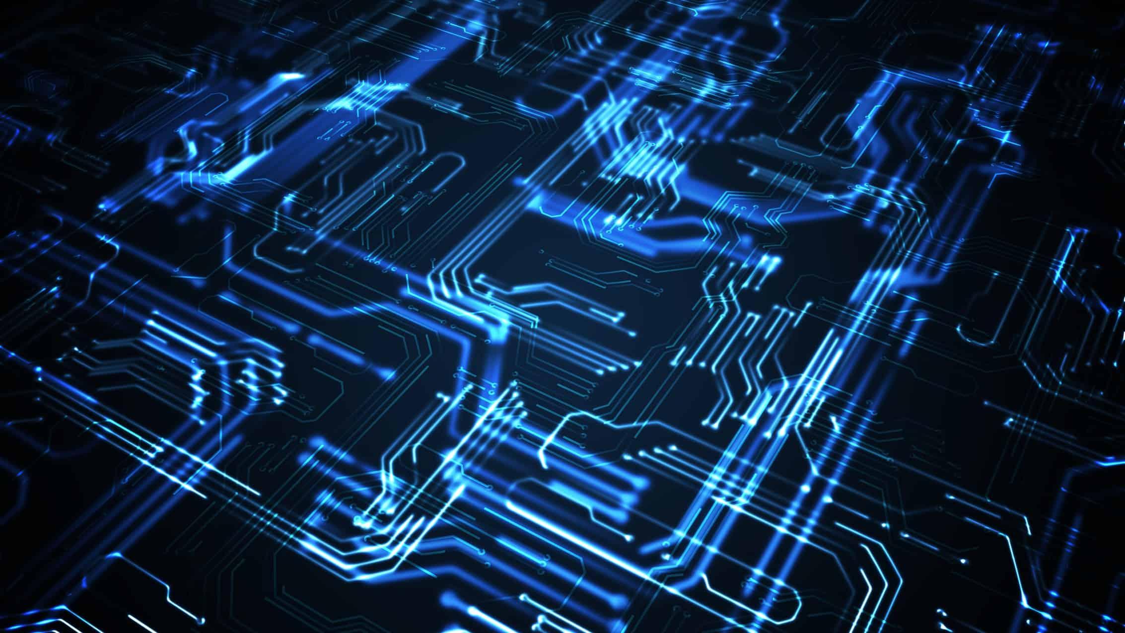 illuminated circuit board