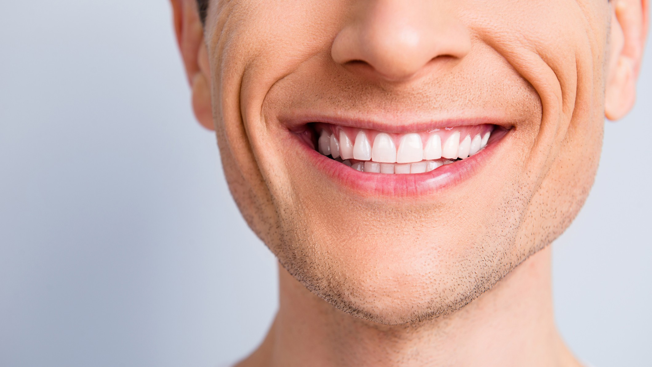 asx share price gain represented by closeup of man with big smile