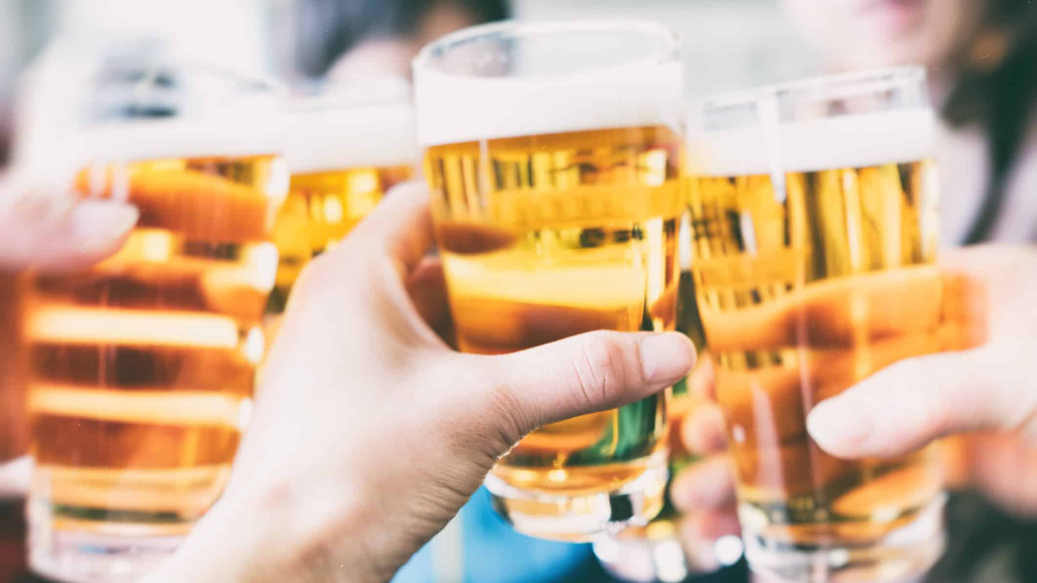 Beer, cheers, pub, drink