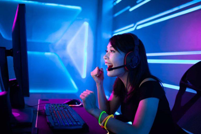 Online gaming stocks