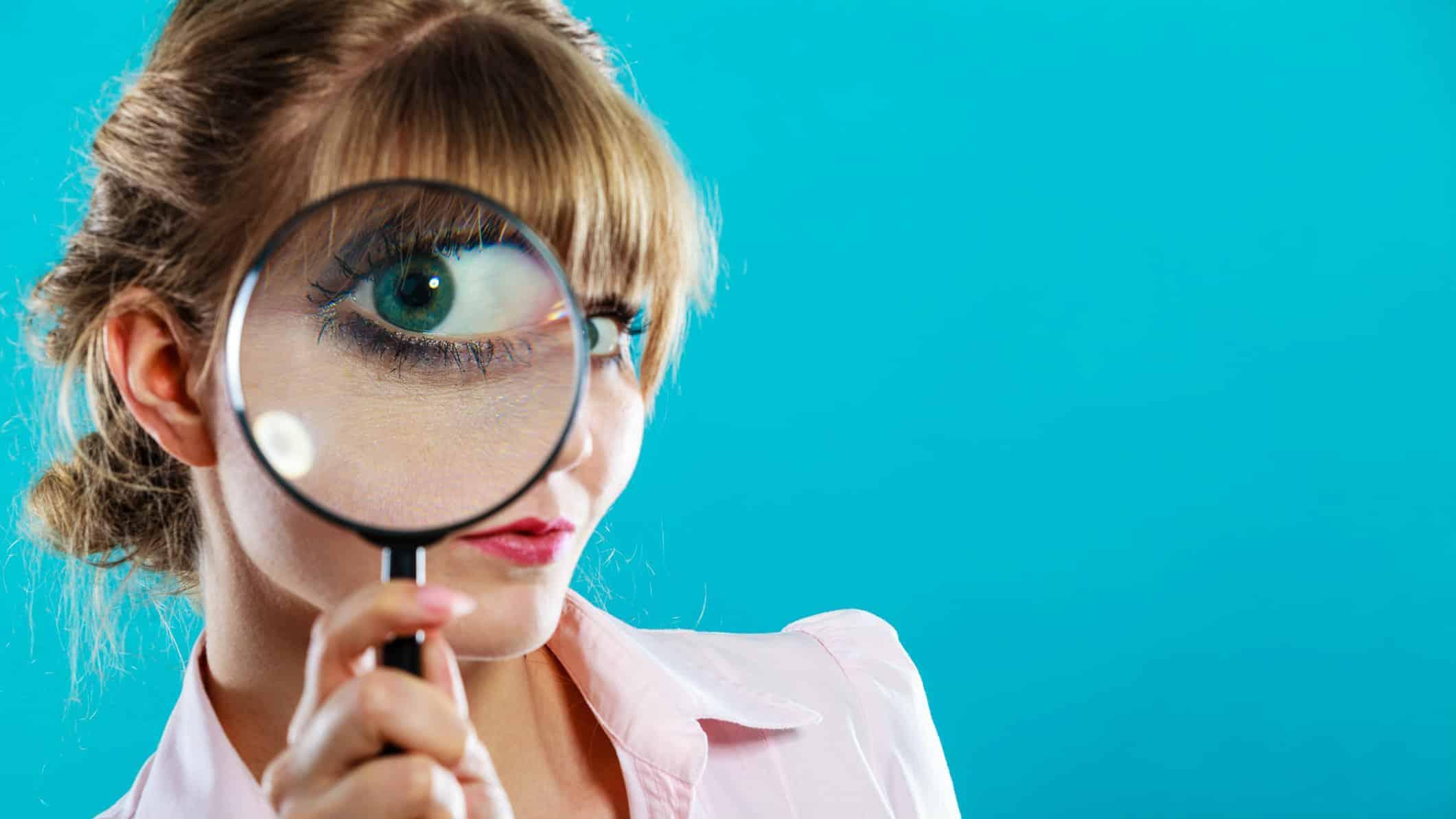 eye, look, see