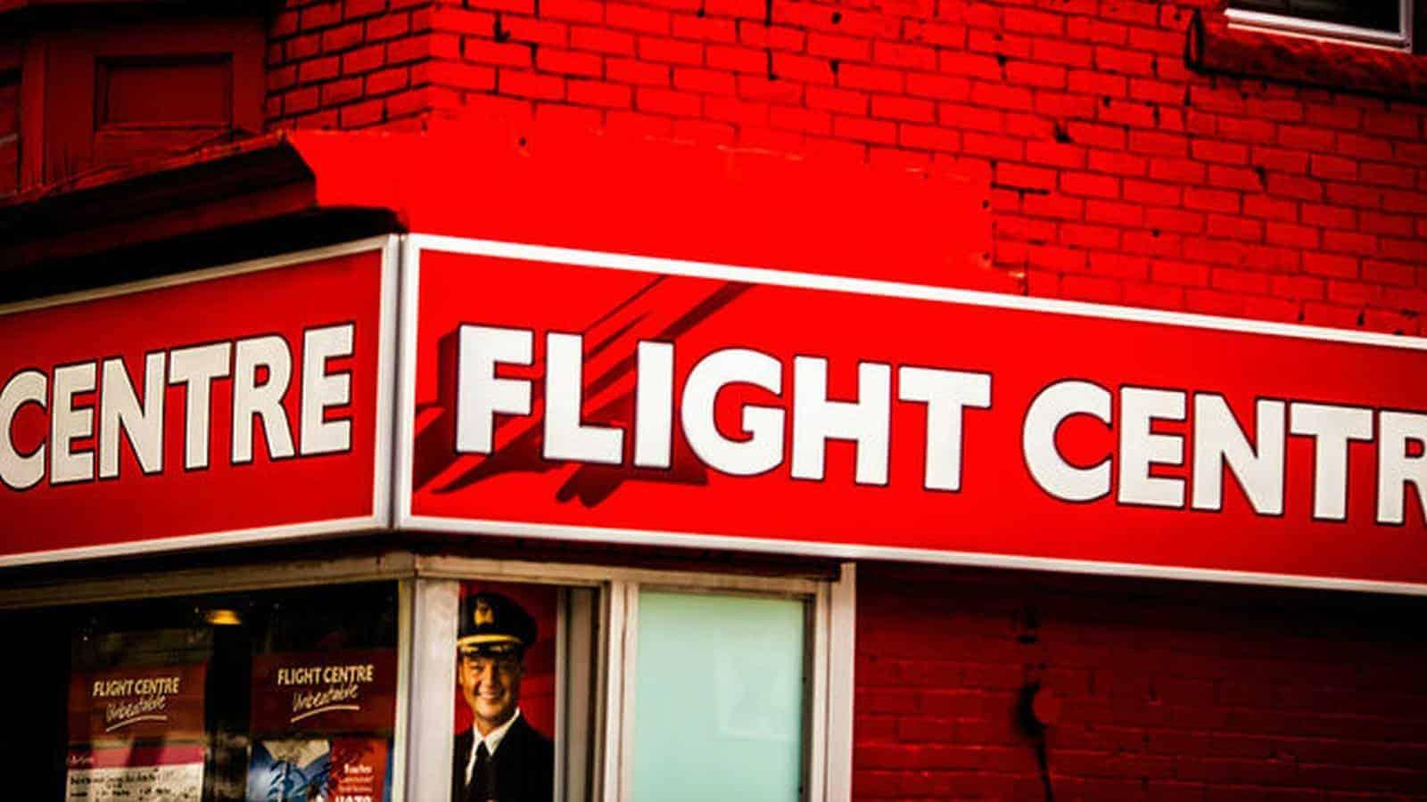 flight centre share price