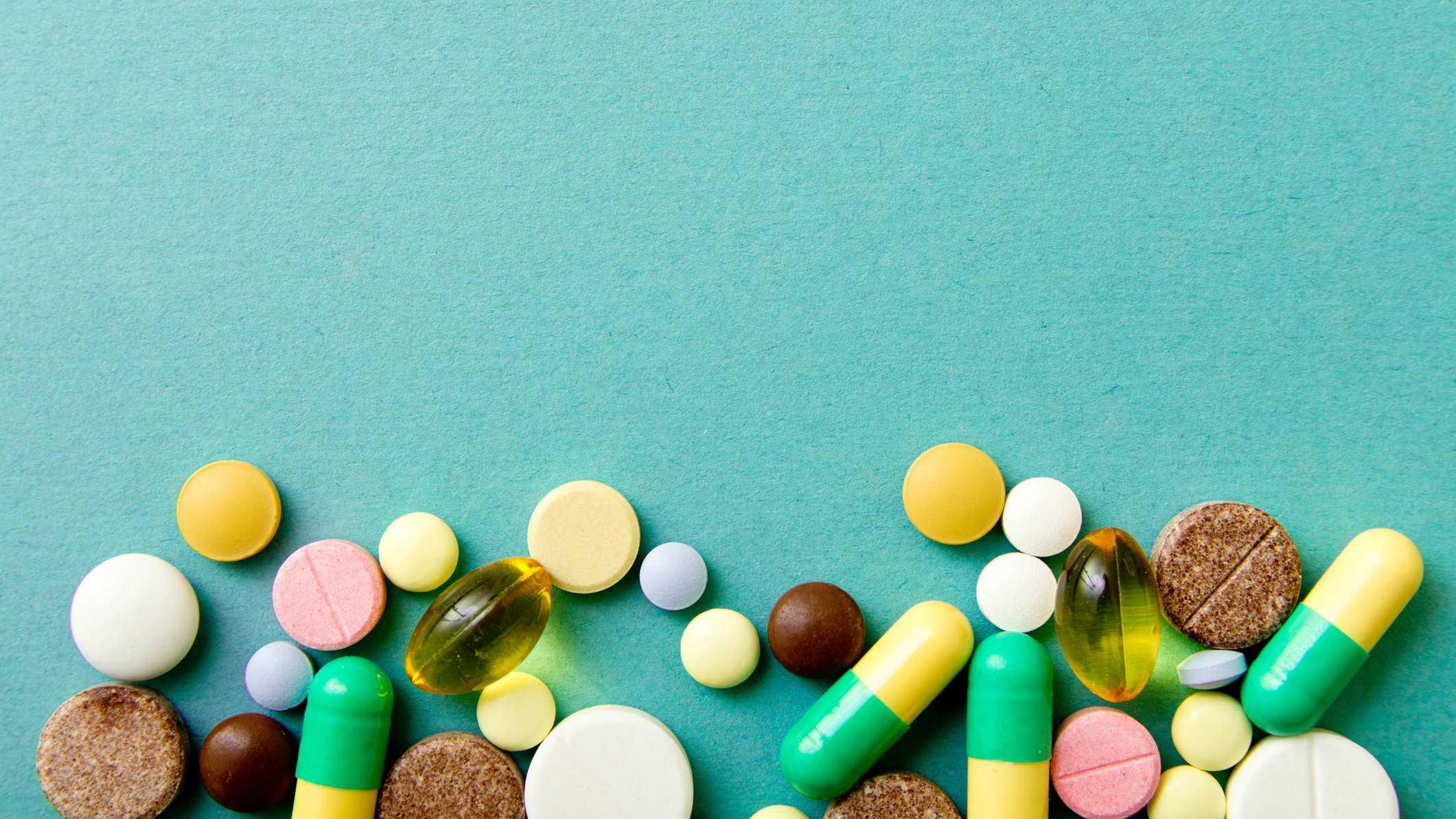 variety of vitamin pills representing Vita Life share price
