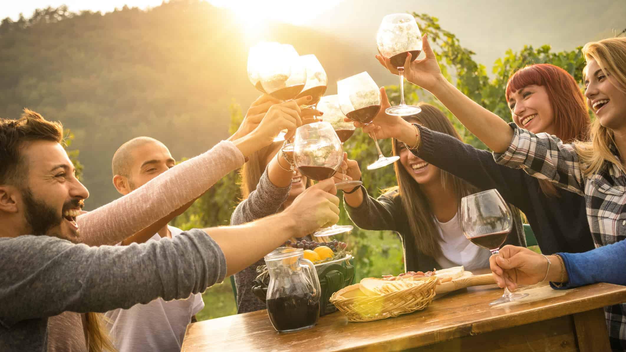 treasury wine shares
