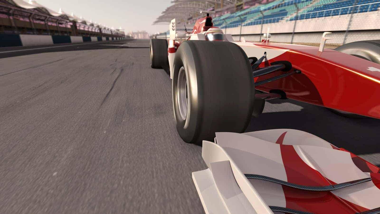 racing higher