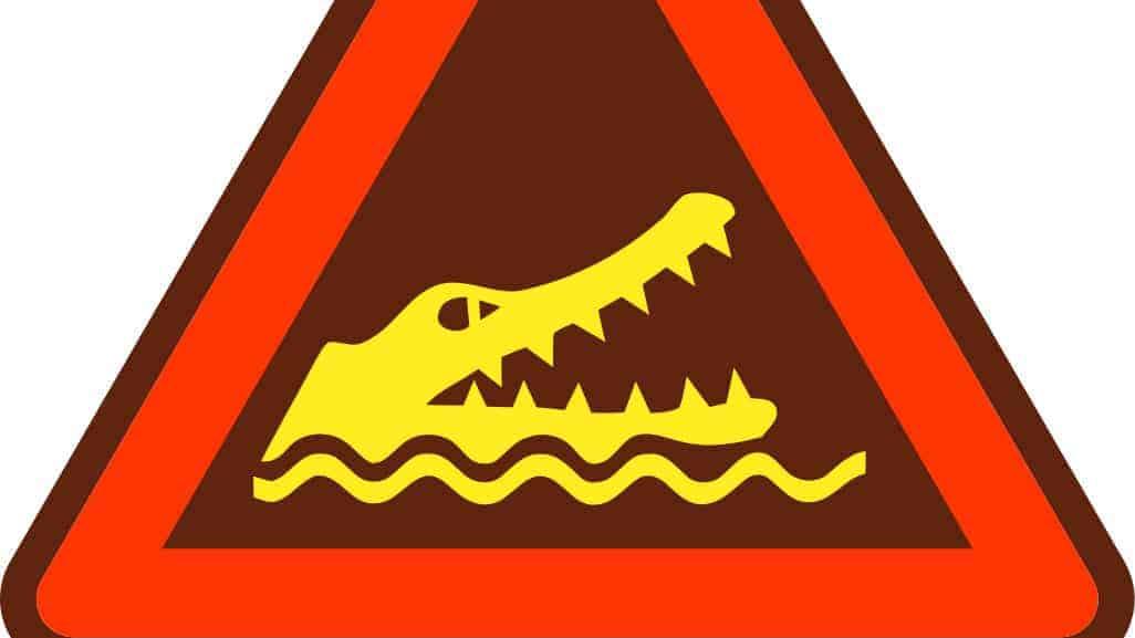 Warning sign 2021