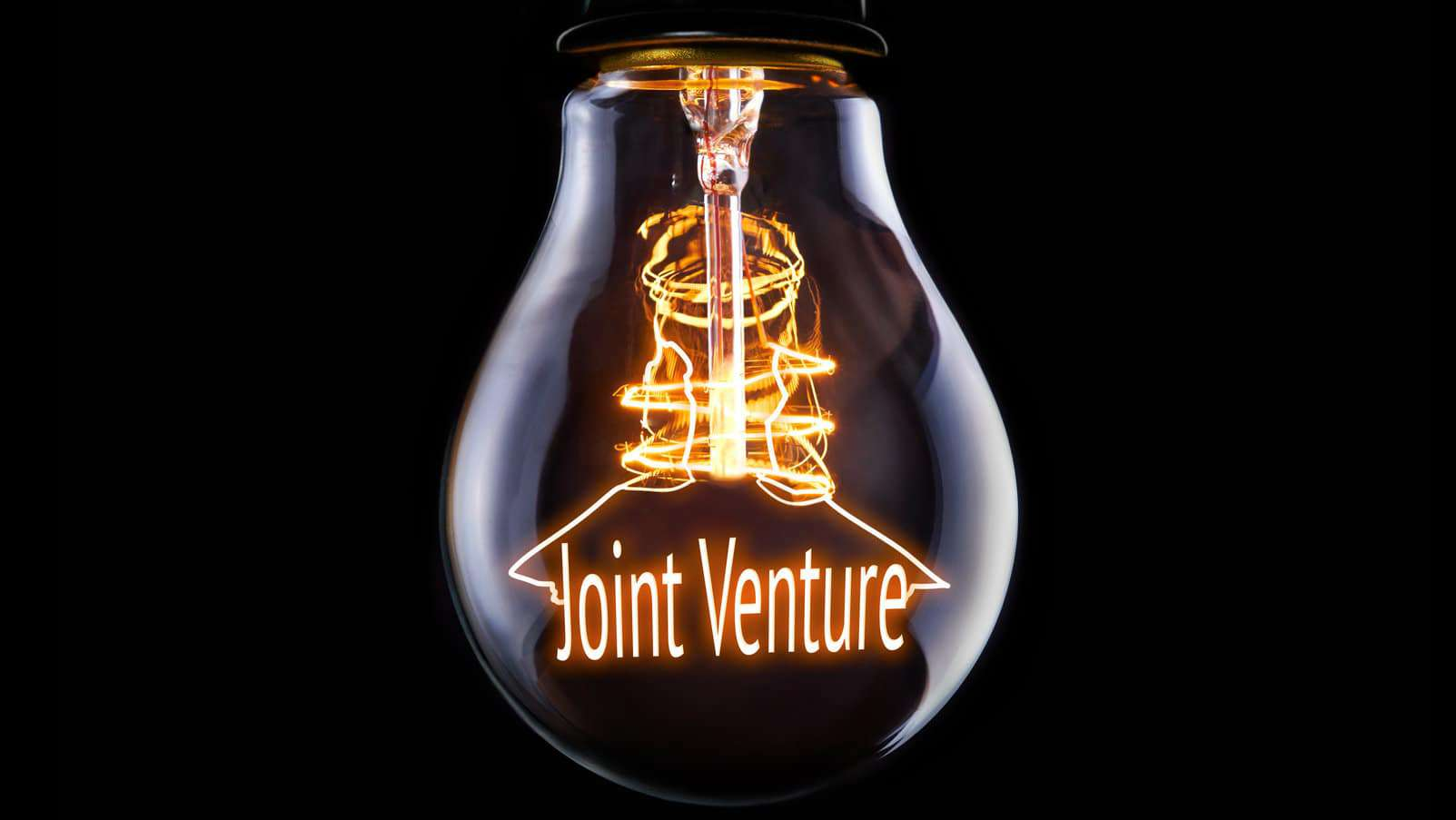 Joint Venture Lightbulb AMP share price Ares