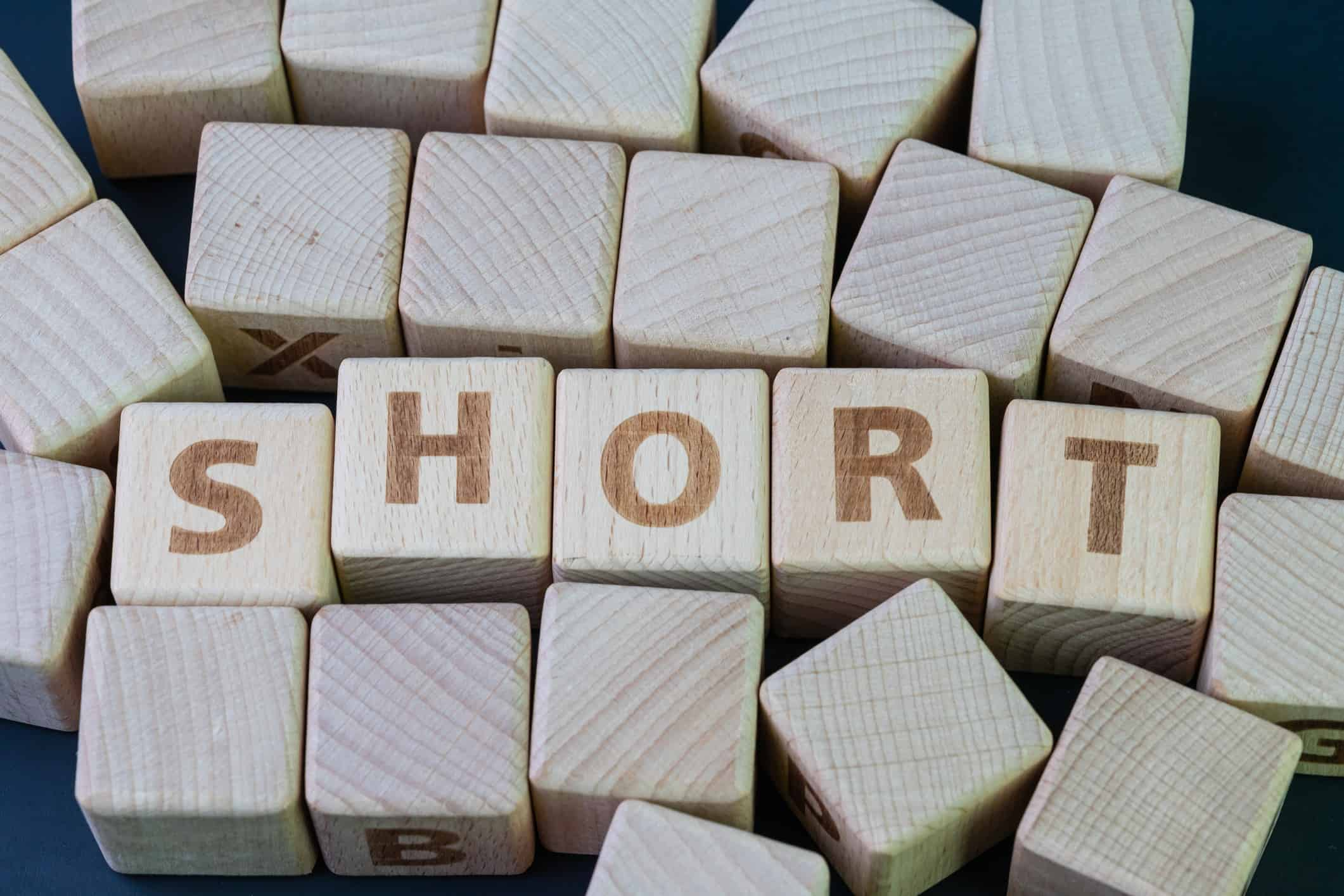 most shorted shares