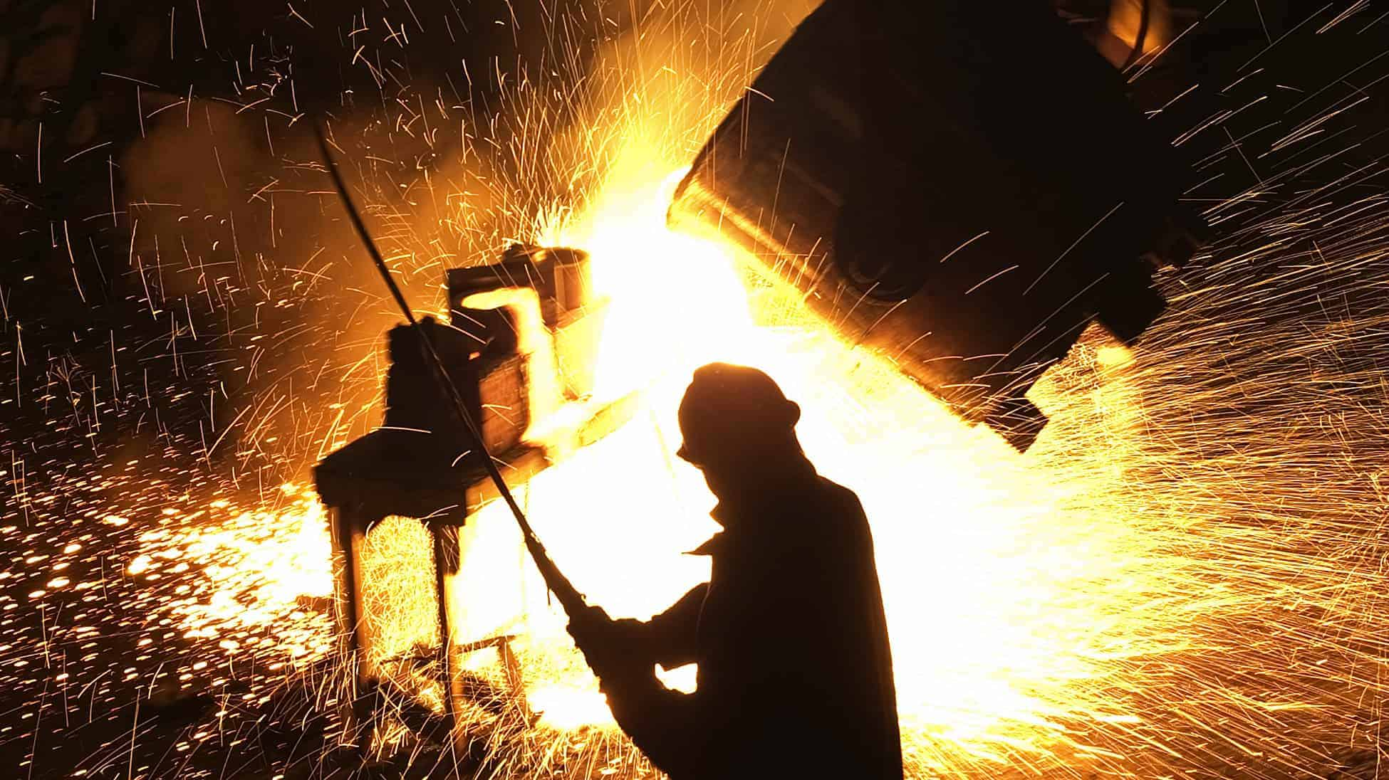 Resources shares bluescope profit update share price