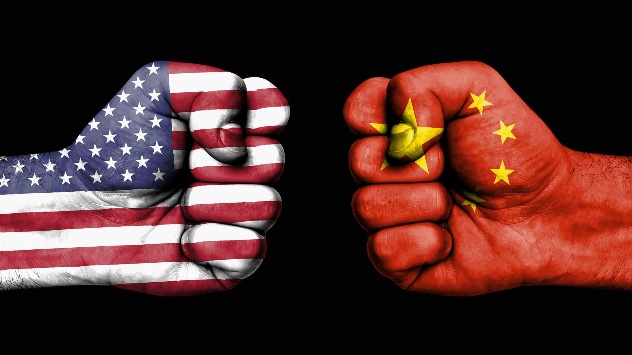 USA China Trade War economic race infrastruture plan