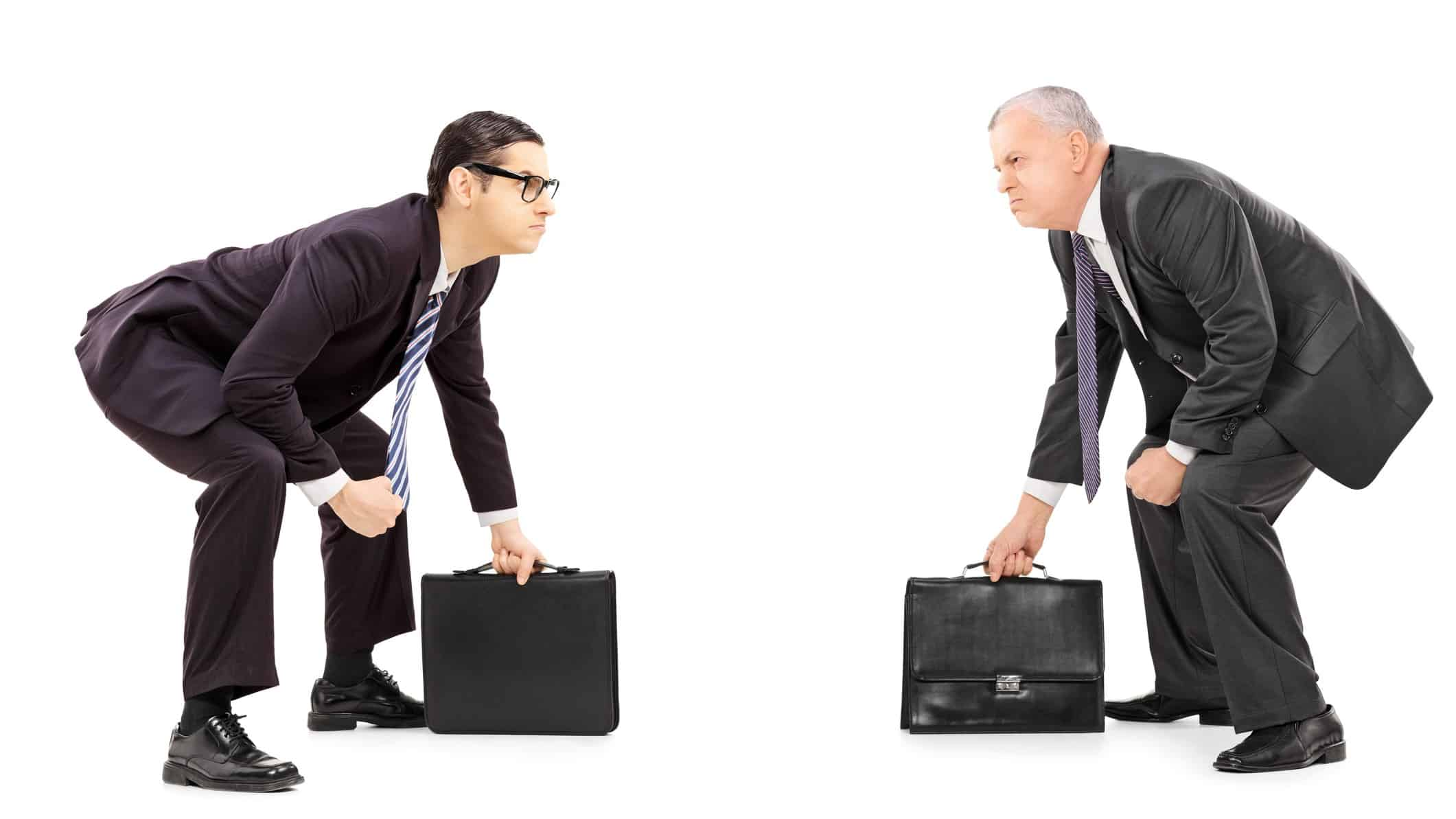 Battle between ASX shares represented by 2 investors facing off short sellers