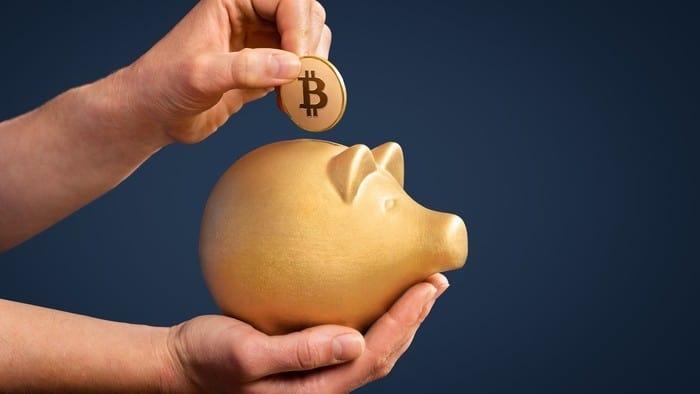 bitcoin piggybank