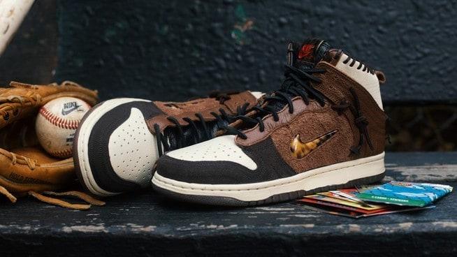 "The Nike x Bodega Dunk High SP ""Legend."""